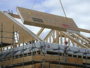 Installing Insulspan SIP Roof Panel