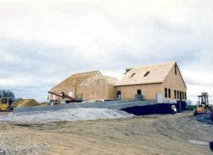 construction using structural insulated panels