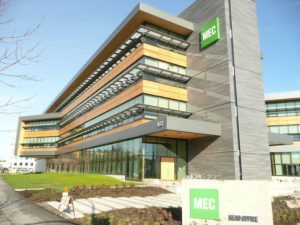 MEC Head Office Uses Insulspan SIPs