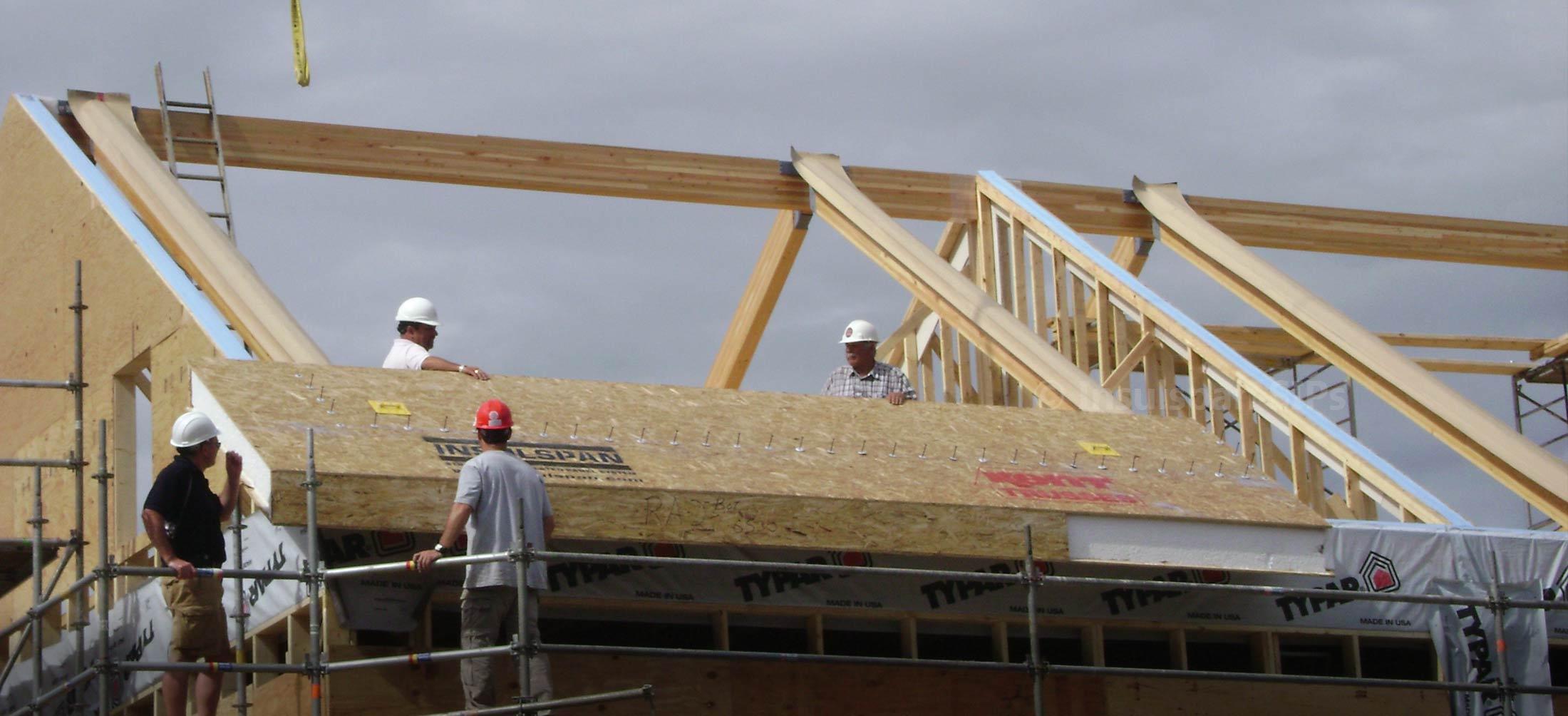SIP Construction Advantage