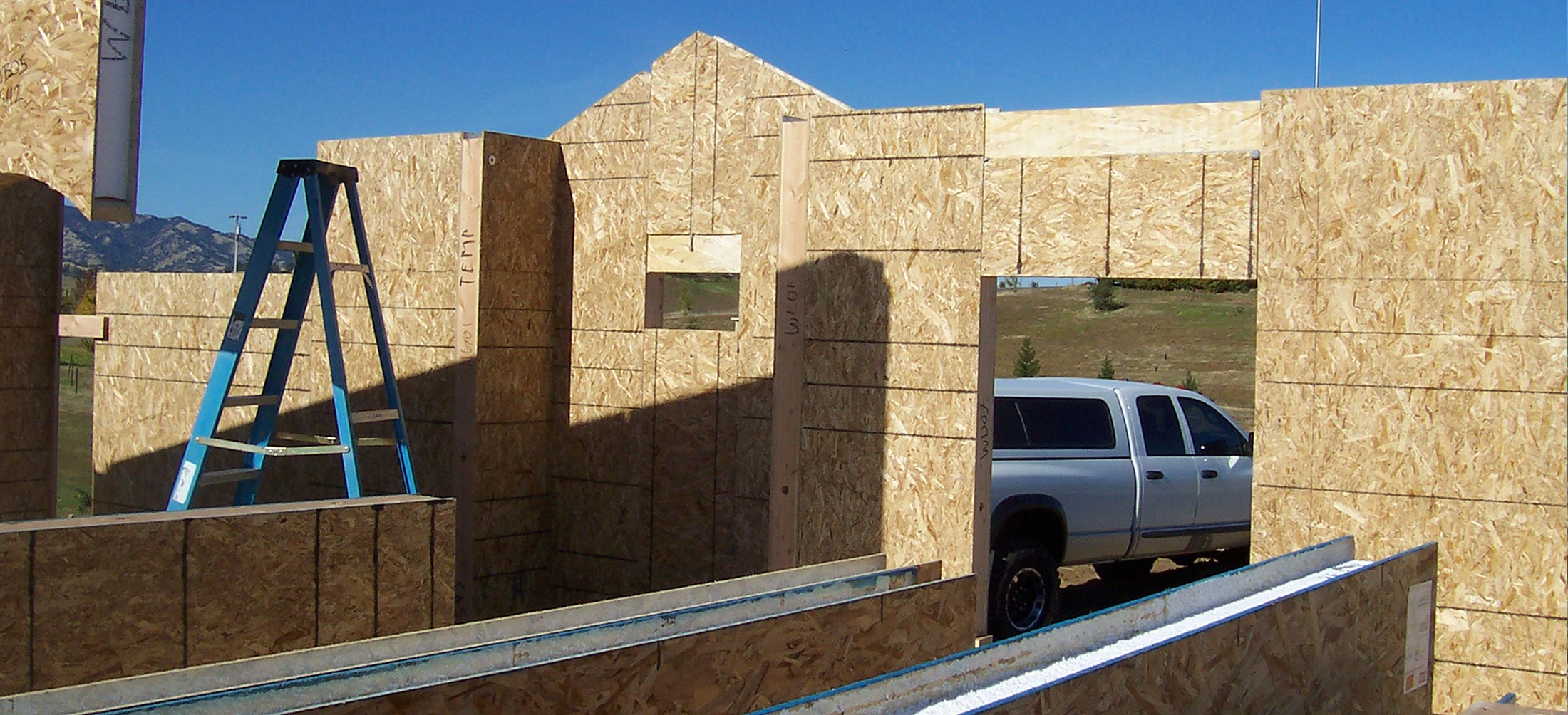 SIP Home Under Construction