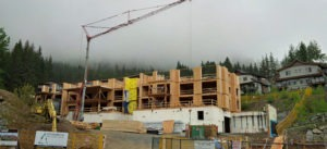 Solana Condos Under SIP Construction