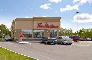 Tim Horton's Lloydminster, Alberta
