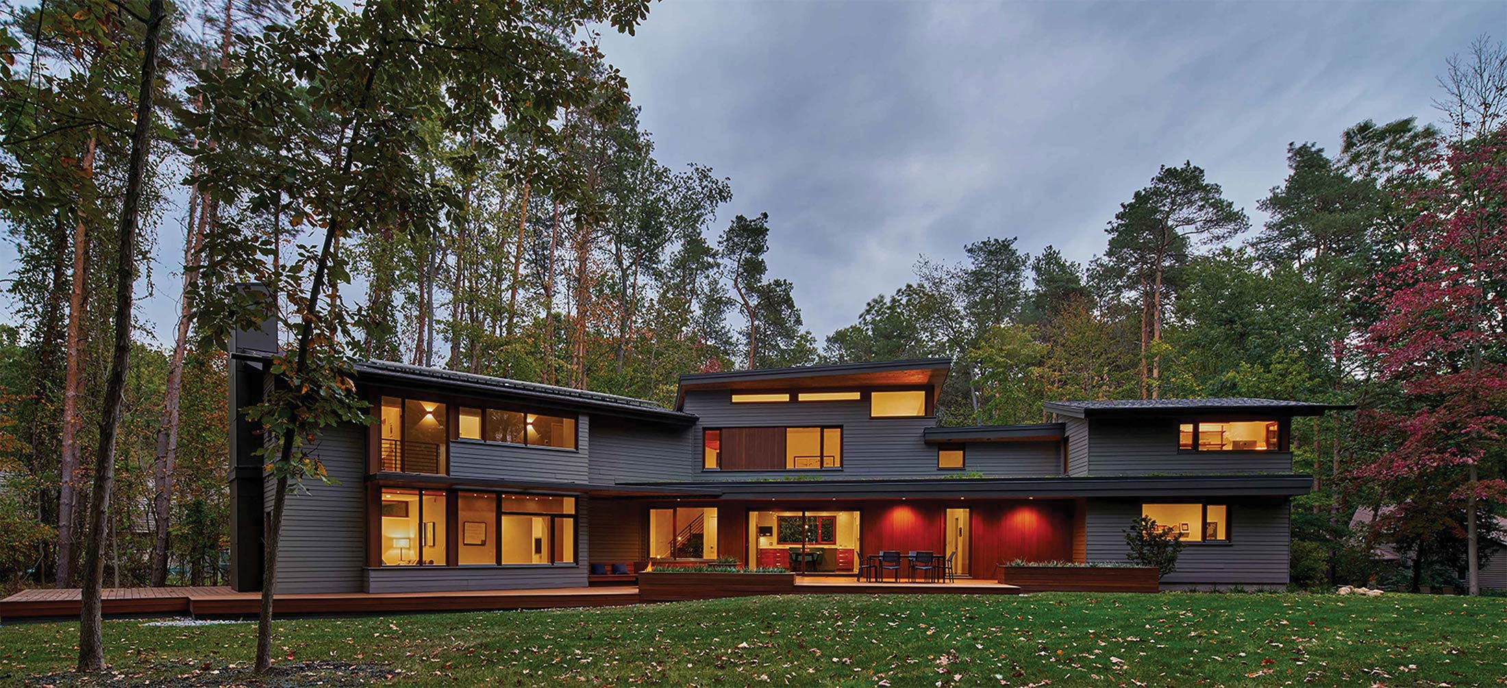 LEED Platinum Home Using Insulspan SIPs