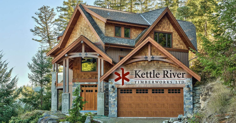 Kettle River Timberworks SIP Home Designers